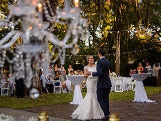 Downtown St. Augustine Wedding
