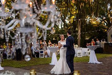 st augustine downtown wedding